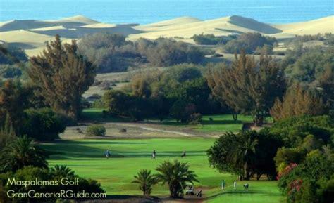 Maspalomas Campo de Golf » Gran Canaria Regional