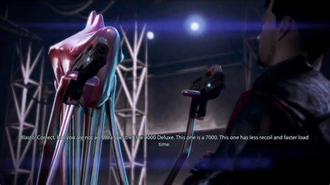 Mass Effect 3: Citadel - Blasto (Hilarious) - YouTube