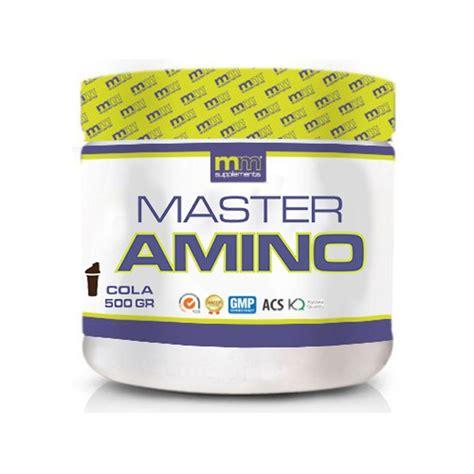 master amino 500g – MASMusculo Murcia