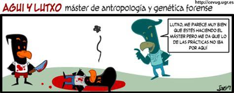 Máster de Antropología y Genética Forense | CEVUG