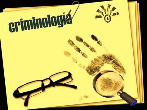 Máster en Criminología - ISFAP