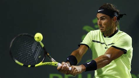 Masters 1000 ATP Rafa Nadal vs Fabio Fognini; Semifinal ...