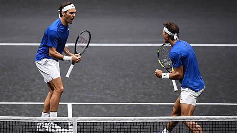 Masters 1000 Shangai: Rafa Nadal vs Roger Federer: horario ...