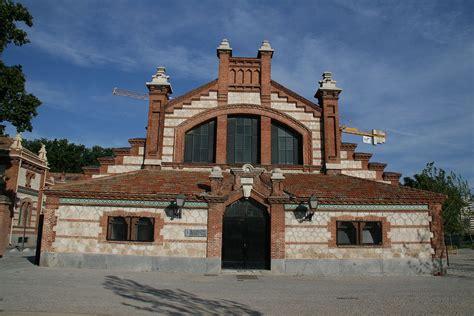 Matadero Madrid - Wikipedia, la enciclopedia libre