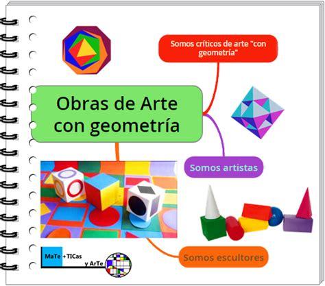 MaTe+TICas y ArTe: Obras de arte