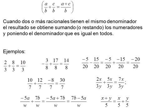 Matemáticas 1: Sesión 8. Suma, resta multiplicación y ...