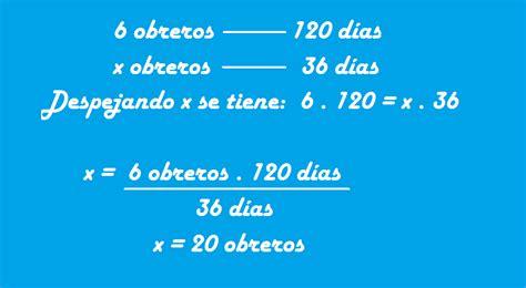 Matemáticas Simples: Regla de tres simple directa, inversa ...