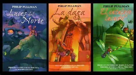 Materia Oscura  Trilogía  Philip Pullman Reseña y Opinión