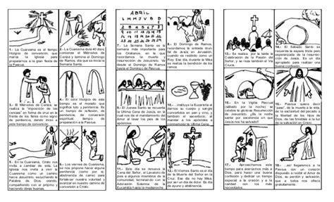 Material resumen para la Cuaresma y Semana Santa
