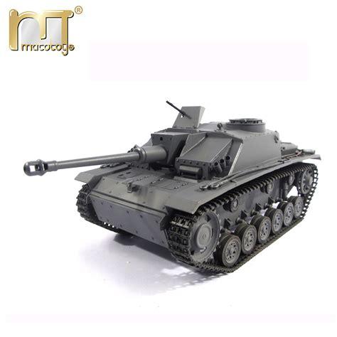 Mato 1/16 Complete 100% Metal German Stug III rc 1:16 ...