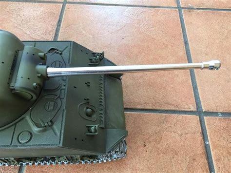 Mato 1/16 Metal Sherman Firefly BB Barrel For Heng Long M4A3