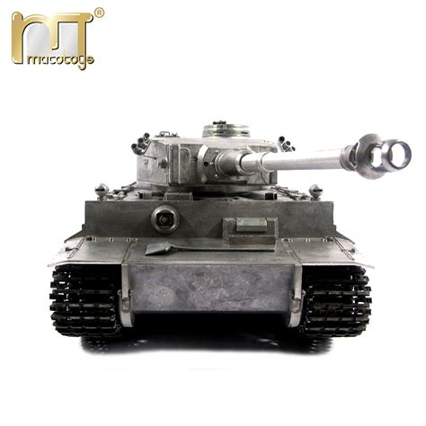 Mato 1220 100% metal tank 1 16 German Tiger 1 2.4G RC ...