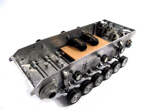 Mato Metal robot tank chassis kit with torsion bar ...