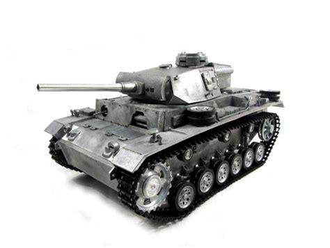 Mato Panzer III RC Tank 2.4ghz 1/16th Scale  Original ...