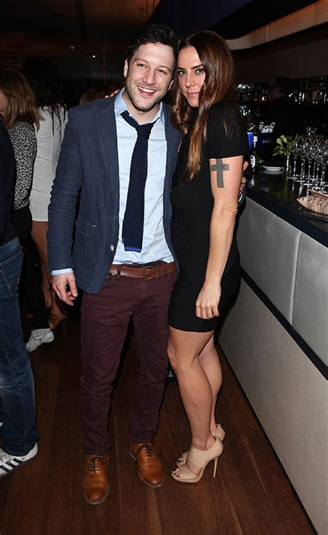 Matt Cardle and Mel C have yet to confirm their romance ...