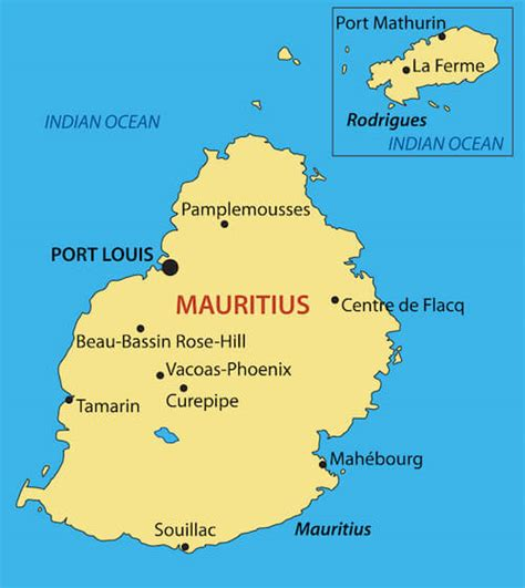 Mauritius Facts for Kids| Indian Ocean Island | Geography ...