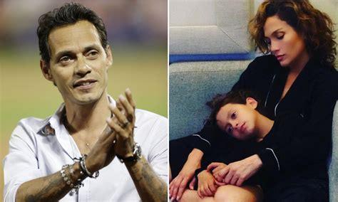 Max, el hijo de Marc Anthony y Jennifer López, una versión ...