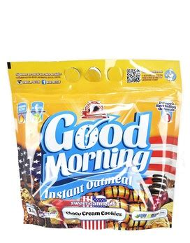 Max Protein - Good Morning Instant Oatmeal di UNIVERSAL ...
