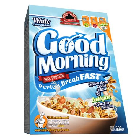 MAX Protein Good Morning Perfect Breakfast 500G - MAX ...