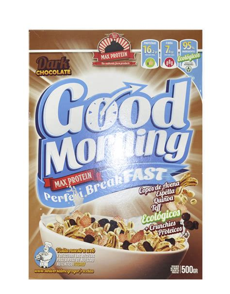 Max Protein - Good Morning Perfect Breakfast by UNIVERSAL ...