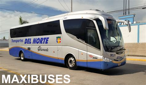 MAXIBUSES: TRANSPORTES DEL NORTE DIAMANTE