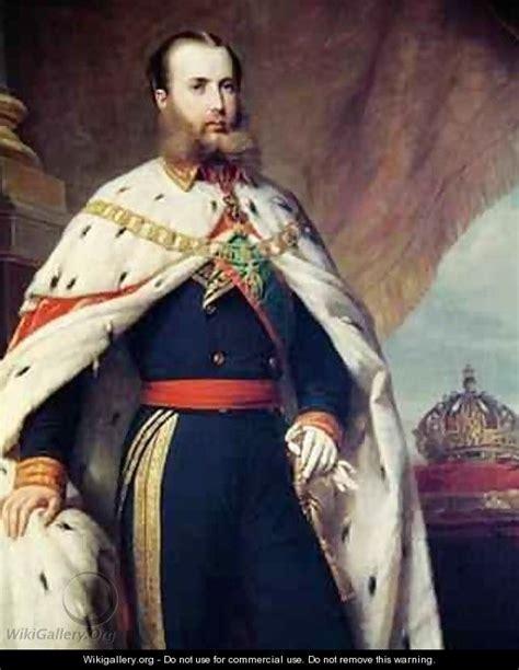 Maximilian of Hapsburg Lorraine 1832 67 Emperor of Mexico ...