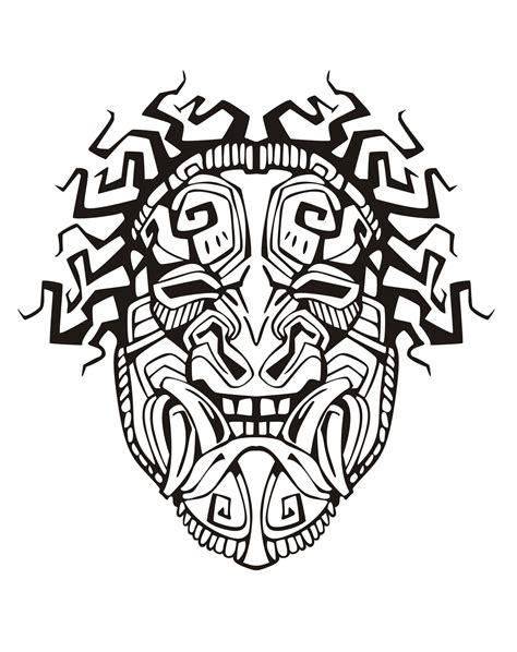 | Mayas, Aztecas e Incas - Colorear para adultos | JustColor