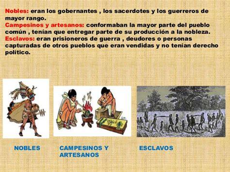Mayas economía y sociedad