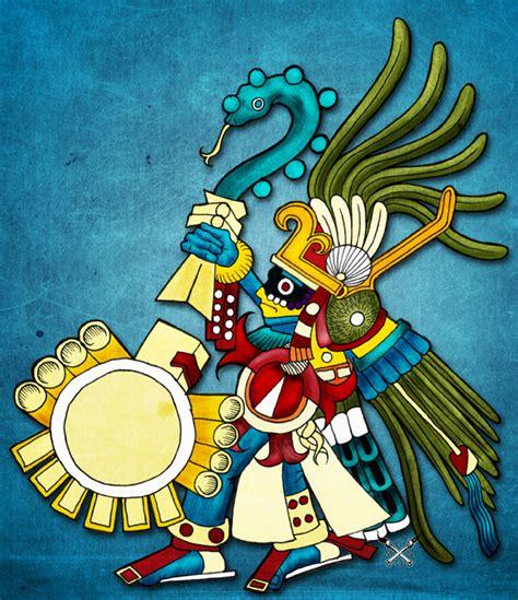Maya∴Cosmos ☽ k↯ad☼s k⦿sm u ☾: Dioses Aztecas