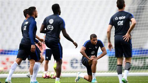 Mbappé apunta al once titular   AS.com