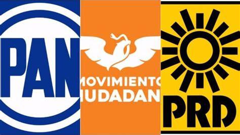 MC se suma a Frente Ciudadano con PAN y PRD