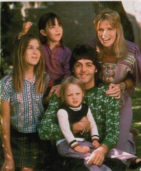 McCartney Family