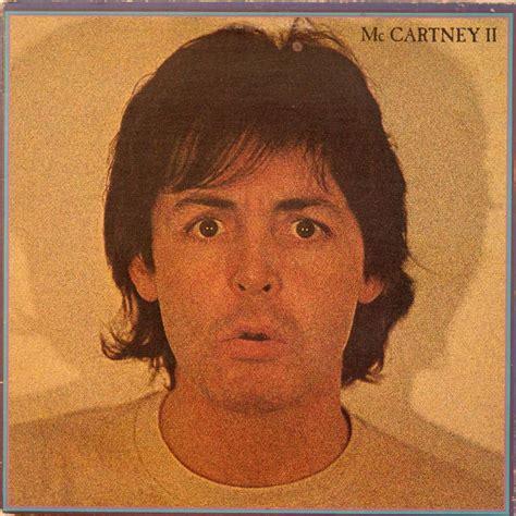 McCartney II – The Beatles Bible