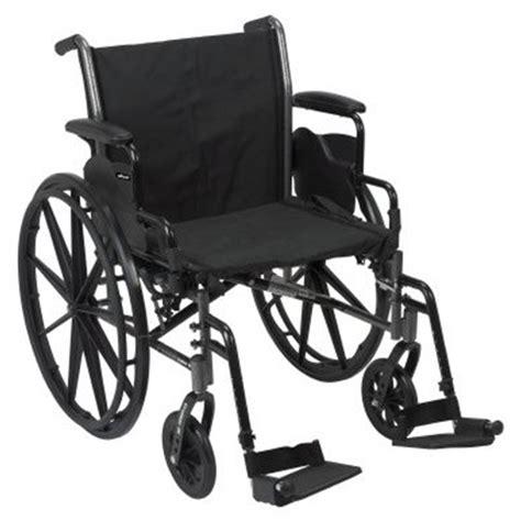 McKesson Lightweight Wheelchair at HealthyKin.com