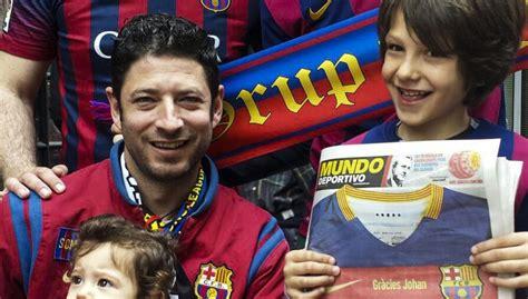 MD, el diario de referencia entre los socios del Barça