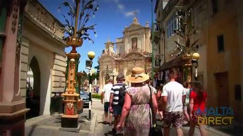 Mdina and Rabat, Malta - YouTube