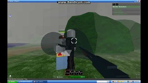 me play roblox slender man the woods   YouTube