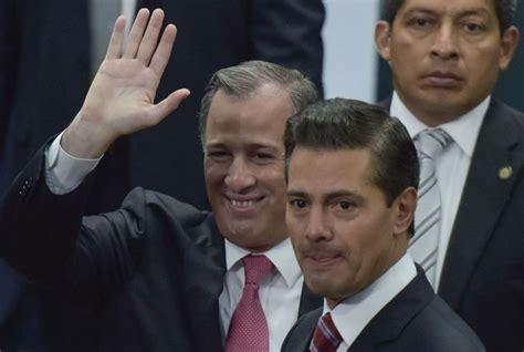 Meade comienza su precampaña a la sombra de Peña Nieto ...