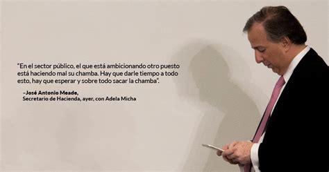 Meade será candidato del PRI, PAN y PRD en 2018: AMLO ...