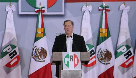 Meade ya es precandidato del PRI a la Presidencia ...