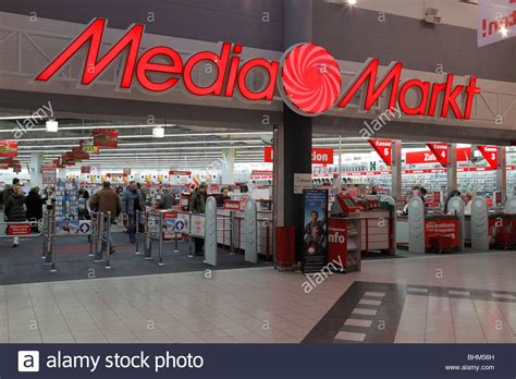 Media Markt in Halle Peißen, Germany Stock Photo, Royalty ...