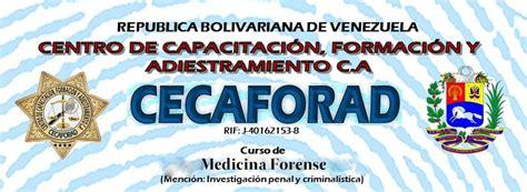 Medicina Forense en Venezuela Universidades