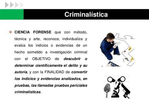 Medicina Legal   Criminalística y Ciencias Forenses en Salud