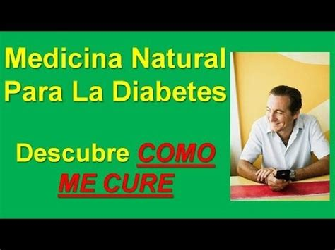 Medicina Natural Para La Diabetes   Remedios para diabetes ...