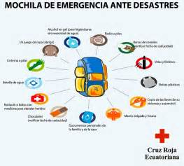 Medidas de prevención frente a desastres naturales ...