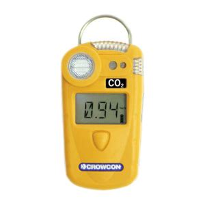 Medidor de gas Gasman Dióxido de carbono IR  CO2  | PCE ...