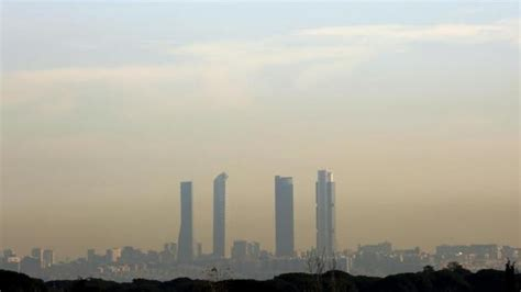 Medio ambiente: La contaminación atmosférica vuelve a ...