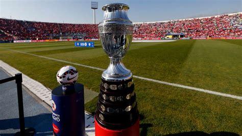 Medio brasileño adelanta los posibles invitados a la Copa ...