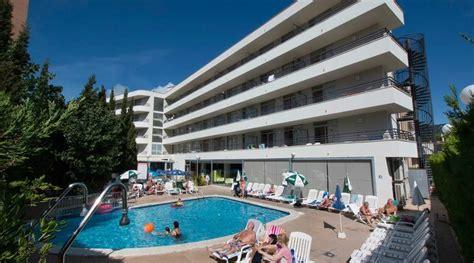 Medplaya Hotel Esmeraldas en Tossa de Mar, Girona - Costa ...