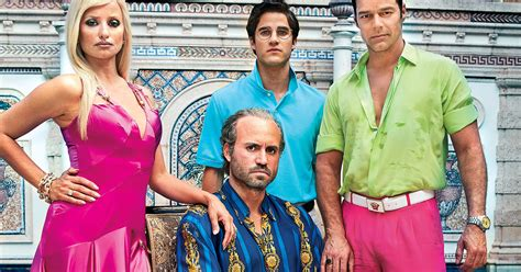 Meet the Cast of  The Assassination of Gianni Versace ...